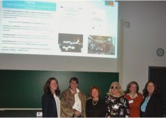 ITWIIN participated at Marie Curie Alumni Association Annual Meeting and General Assembly in Leuven (B) 2/3 february 2018